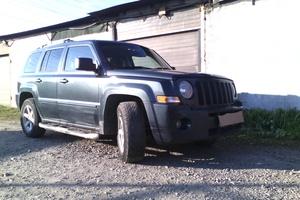 Автомобиль Jeep Patriot, отличное состояние, 2007 года выпуска, цена 595 000 руб., Санкт-Петербург