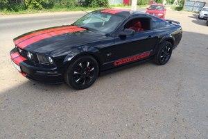 Автомобиль Ford Mustang, хорошее состояние, 2004 года выпуска, цена 900 000 руб., Москва