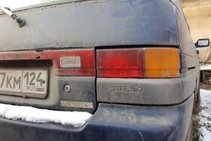 Автомобиль Nissan Prairie, плохое состояние, 1989 года выпуска, цена 60 000 руб., Красноярск