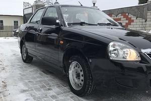 Подержанный автомобиль ВАЗ (Lada) Priora, отличное состояние, 2013 года выпуска, цена 290 000 руб., Смоленск
