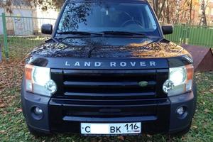 Подержанный автомобиль Land Rover Discovery, отличное состояние, 2007 года выпуска, цена 750 000 руб., Казань