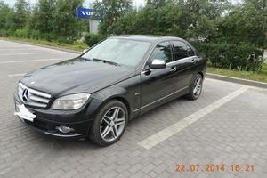 Подержанный автомобиль Mercedes-Benz C-Класс, отличное состояние, 2007 года выпуска, цена 670 000 руб., ао. Ханты-Мансийский Автономный округ - Югра