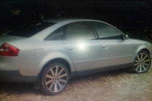 Автомобиль Audi A6, битый состояние, 2000 года выпуска, цена 40 000 руб., Краснодарский край