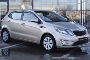 Авто Kia Rio, 2013 года выпуска, цена 544 000 руб., Ростов-на-Дону