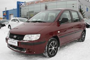 Авто Hyundai Matrix, 2007 года выпуска, цена 270 000 руб., Санкт-Петербург