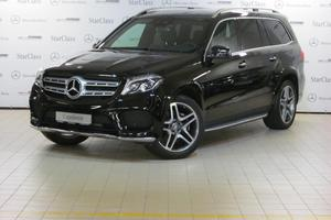 Авто Mercedes-Benz GLS-класс, 2016 года выпуска, цена 5 687 000 руб., Санкт-Петербург
