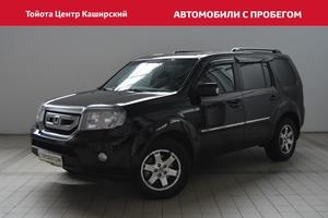 Авто Honda Pilot, 2011 года выпуска, цена 1 225 000 руб., Москва
