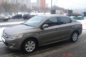 Авто Citroen C-Elysee, 2014 года выпуска, цена 420 000 руб., Москва