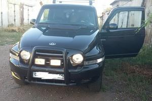 Автомобиль ТагАЗ Tager, хорошее состояние, 2008 года выпуска, цена 429 000 руб., Челябинская область