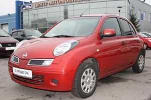 Авто Nissan Micra, 2010 года выпуска, цена 350 000 руб., Санкт-Петербург