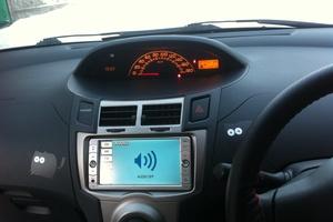 Автомобиль Toyota Vitz, хорошее состояние, 2009 года выпуска, цена 360 000 руб., Красноярск