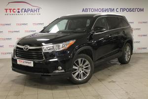 Авто Toyota Highlander, 2014 года выпуска, цена 2 217 600 руб., Казань