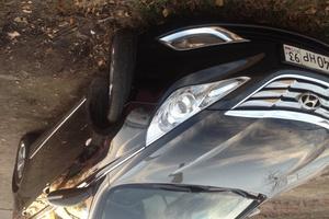 Подержанный автомобиль Hyundai Sonata, хорошее состояние, 2011 года выпуска, цена 700 000 руб., Армавир