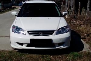 Автомобиль Honda Civic, хорошее состояние, 2004 года выпуска, цена 260 000 руб., Ханты-Мансийск