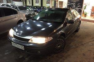 Авто Renault Laguna, 2001 года выпуска, цена 170 000 руб., Мурманск