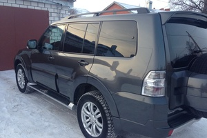 Автомобиль Mitsubishi Pajero, отличное состояние, 2012 года выпуска, цена 1 420 000 руб., Казань