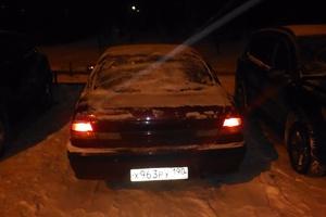 Автомобиль Nissan Cefiro, среднее состояние, 1995 года выпуска, цена 85 000 руб., Московская область
