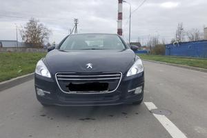 Автомобиль Peugeot 508, хорошее состояние, 2012 года выпуска, цена 700 000 руб., Санкт-Петербург