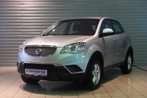 Авто SsangYong Actyon, 2013 года выпуска, цена 685 000 руб., Москва