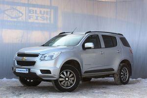 Авто Chevrolet TrailBlazer, 2013 года выпуска, цена 1 239 700 руб., Москва