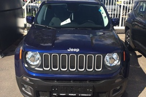 Авто Jeep Renegade, 2016 года выпуска, цена 1 380 000 руб., Москва