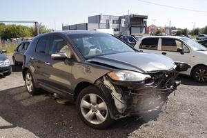 Автомобиль Acura RDX, битый состояние, 2008 года выпуска, цена 450 000 руб., Кемерово