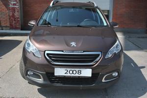 Авто Peugeot 2008, 2014 года выпуска, цена 868 792 руб., Москва