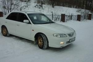 Автомобиль Mazda Capella, отличное состояние, 2002 года выпуска, цена 220 000 руб., Москва