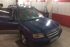 Автомобиль Suzuki Baleno, хорошее состояние, 1998 года выпуска, цена 125 000 руб., Москва