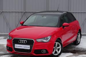 Подержанный автомобиль Audi A1, отличное состояние, 2014 года выпуска, цена 879 000 руб., Москва
