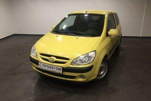 Авто Hyundai Getz, 2005 года выпуска, цена 255 000 руб., Московская область