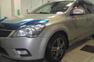 Подержанный автомобиль Kia Cee'd, хорошее состояние, 2012 года выпуска, цена 520 000 руб., Нефтеюганск