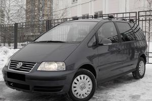 Авто Volkswagen Sharan, 2005 года выпуска, цена 420 000 руб., Химки