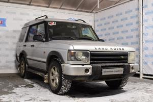 Авто Land Rover Discovery, 2003 года выпуска, цена 469 500 руб., Санкт-Петербург