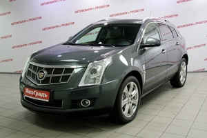 Авто Cadillac SRX, 2011 года выпуска, цена 899 000 руб., Москва