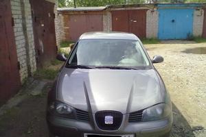 Автомобиль SEAT Ibiza, хорошее состояние, 2003 года выпуска, цена 215 000 руб., Кострома