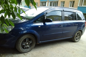 Подержанный автомобиль Opel Zafira, хорошее состояние, 2008 года выпуска, цена 380 000 руб., Аша