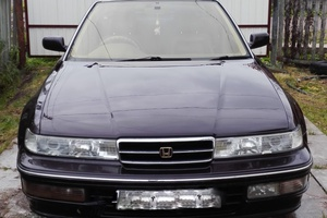 Автомобиль Honda Inspire, хорошее состояние, 1992 года выпуска, цена 140 000 руб., Ярославль