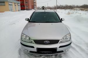 Автомобиль Ford Mondeo, отличное состояние, 2004 года выпуска, цена 325 000 руб., Магнитогорск