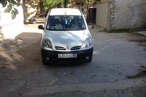 Автомобиль Nissan Kubistar, отличное состояние, 2006 года выпуска, цена 330 000 руб., Евпатория