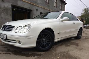 Автомобиль Mercedes-Benz CLK-Класс, отличное состояние, 2003 года выпуска, цена 570 000 руб., Астраханская область
