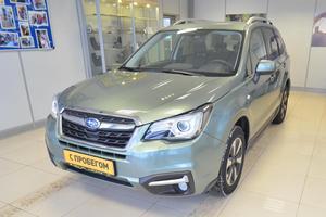 Авто Subaru Forester, 2016 года выпуска, цена 1 665 000 руб., Москва