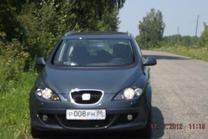 Автомобиль SEAT Altea, отличное состояние, 2009 года выпуска, цена 650 000 руб., Покачи