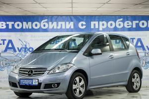 Авто Mercedes-Benz A-Класс, 2009 года выпуска, цена 515 000 руб., Москва