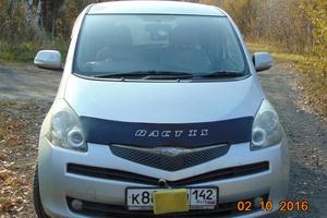 Автомобиль Toyota Ractis, хорошее состояние, 2008 года выпуска, цена 399 999 руб., Кемерово