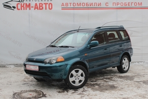 Авто Honda HR-V, 2001 года выпуска, цена 349 000 руб., Москва