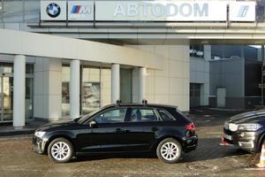 Авто Audi A3, 2014 года выпуска, цена 919 000 руб., Москва