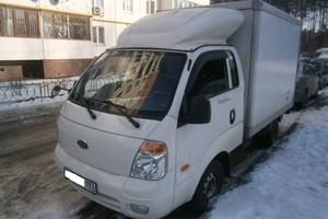 Подержанный автомобиль Kia Bongo, хорошее состояние, 2008 года выпуска, цена 350 000 руб., Балашиха