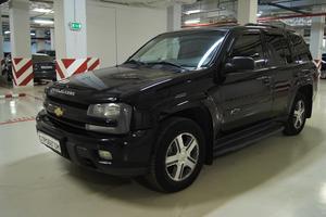 Авто Chevrolet TrailBlazer, 2007 года выпуска, цена 509 000 руб., Москва