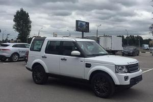 Авто Land Rover Discovery, 2016 года выпуска, цена 4 000 000 руб., Москва